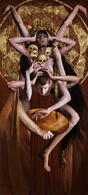 ", '""Kali"",' 2016, Parlor Gallery"