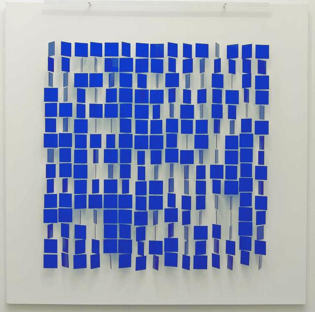Julio Le Parc, 'Mobile bleu sur blanc', 1960, Galeria Nara Roesler