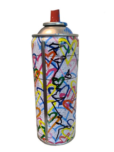 Mr. Brainwash, 'Spray Can', 2017, Kunzt Gallery