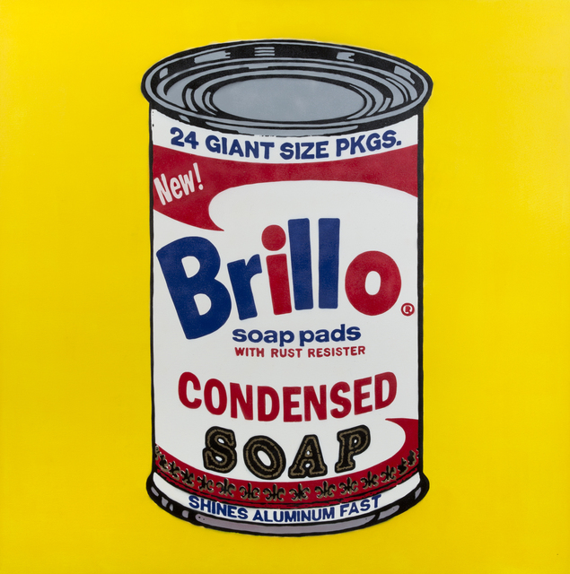 Imhuge, 'Brillo Condensed Soap', 2016, Julien's Auctions