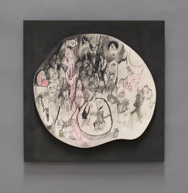 , 'Cracked Egg,' 2018, Micheko Galerie
