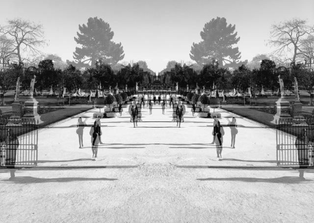 , 'Jardin des Tuileries, Paris,' 2017, Barnard