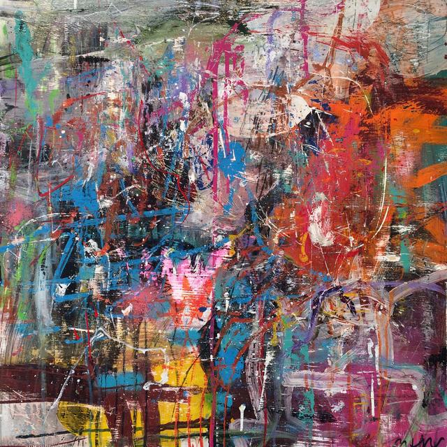 , 'Atmos,' 2015, Portland Fine Art
