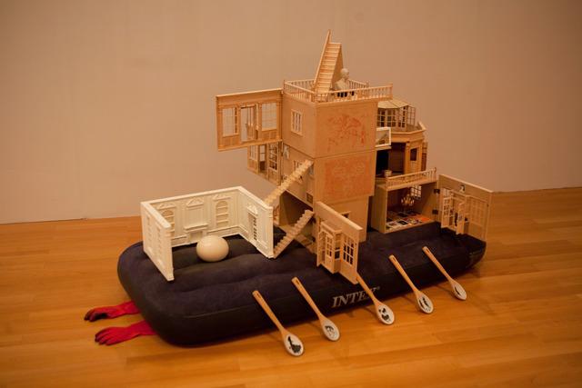 , 'A Rabbit's Walking Project in Europe,' 2010-2012, L-Art Gallery
