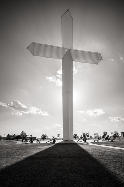 , 'Cross of Our Lord Jesus Christ Ministries, Groom Texas,' , Soho Photo Gallery