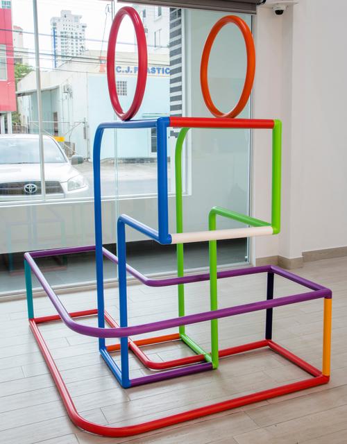 Cisco Merel, 'Construcción Lineal 20', 2017, Marion Gallery