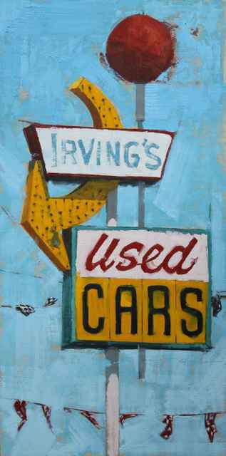 , 'Irving's,' , Sorrel Sky Gallery