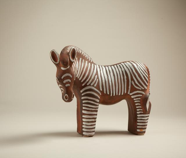 , 'Zebra,' ca. 1937, Galerie Anne-Sophie Duval