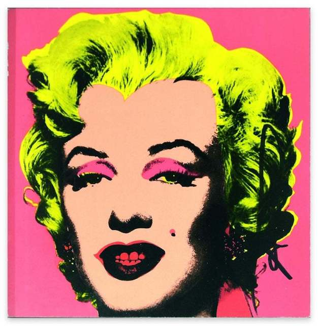 Andy Warhol, 'Marilyn Monroe Announcement', 1981, Wallector