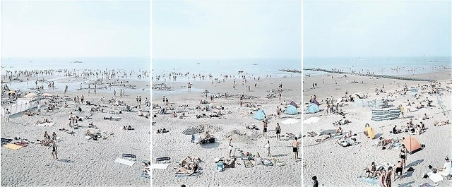 , 'Knokke Triptych (Six, Seven, Eight),' 2006, Artsnap