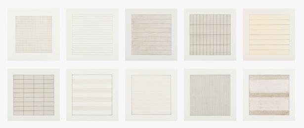Paintings and Drawings 1974-1990 (suite of 10)