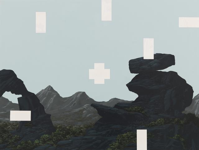 , 'Pattern Interference I,' 2015, CCA Andratx Kunsthalle