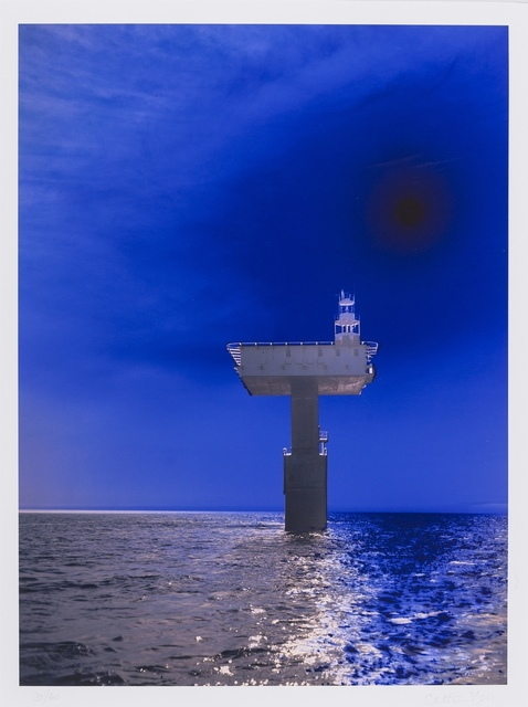 Catherine Yass, 'Lighthouse (east)', 2011, Print, Lucia pigment print printed in colours, Forum Auctions