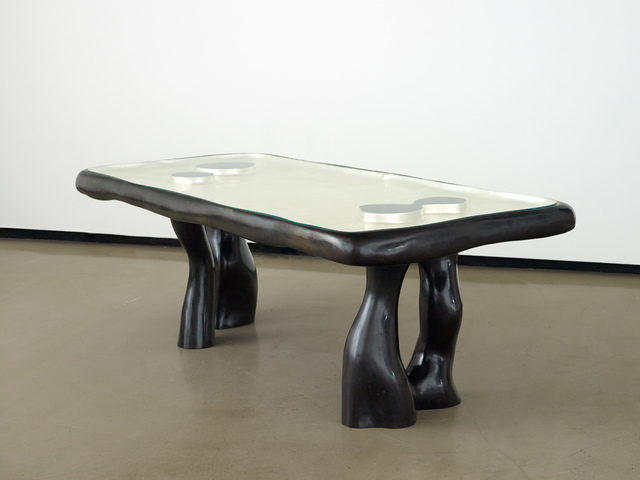 , 'Underworld dining table,' 2013, Paul Kasmin Gallery