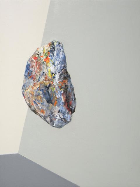 , 'Materia III,' 2017, William Turner Gallery