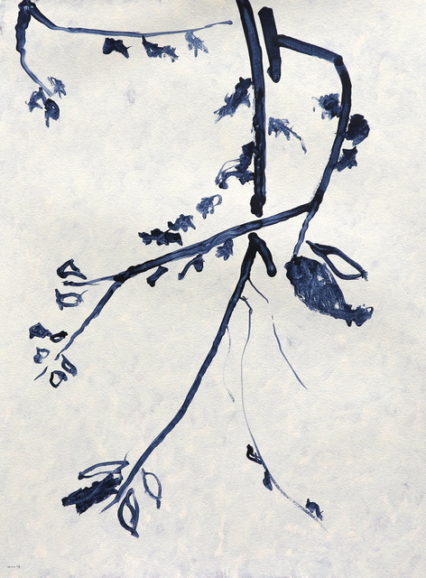 ", '""Tree in Winter"",' 2018, Atrium Gallery"