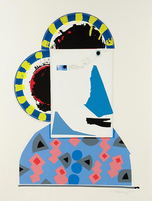 , 'Geisha in Amsterdam,' 1982, Alpha 137 Gallery