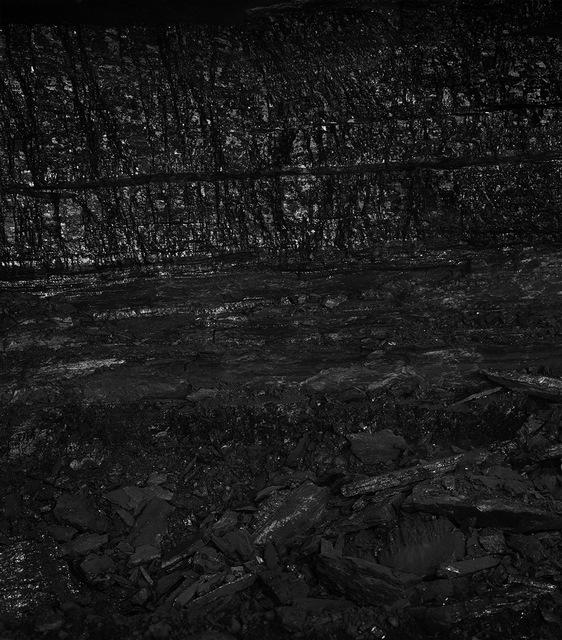 , 'Coal Seam, Bergwerk Prosper-Haniel #4,' 2013, Peter Blum Gallery