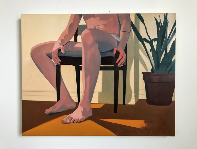 Terran McNeely, 'Sitting Still', 2017, Maison Depoivre