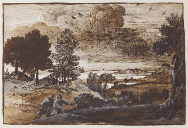 , 'Heroic Landscape,' 1655-1658, The Frick Collection