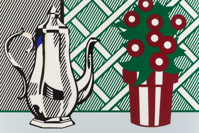 Roy Lichtenstein, 'Still Life with Pitcher and Flowers, from Six Still Lifes', 1974, Heritage Auctions