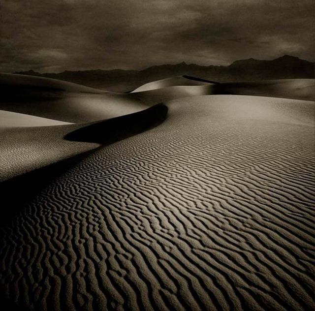 , 'Dune #1, Death Valley, California,' 1997, Contessa Gallery
