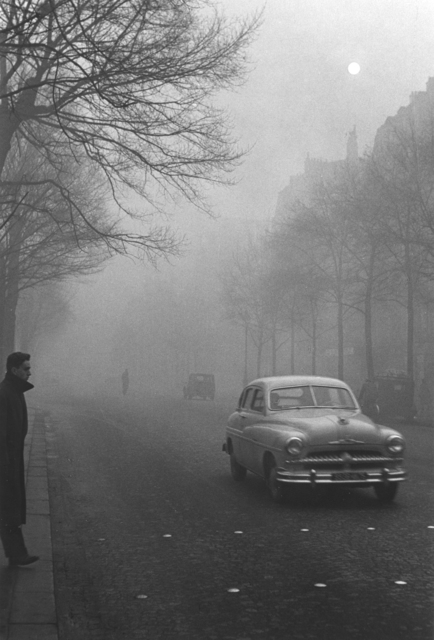 , 'Paris,' 1949, Todd Webb Archive