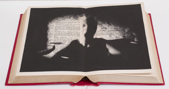 , 'Books That Count,' 2013, Elizabeth Leach Gallery
