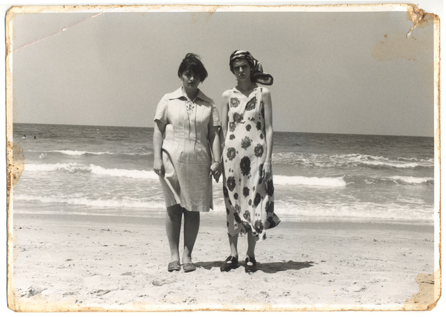 , 'Anonymous Photographer, Fanja Hissin and Justine Frank,' 1938, Rosenfeld Gallery