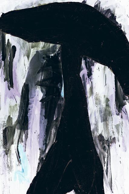 , 'Autoportrait recyclé #10,' 2011, Galerie Christophe Gaillard