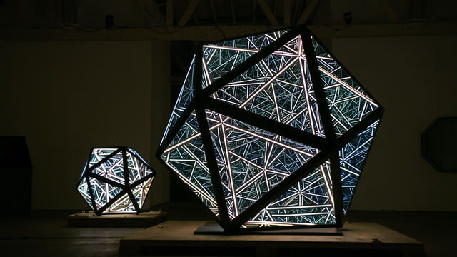 , '70'' Dodecahedron,' 2019, Opera Gallery