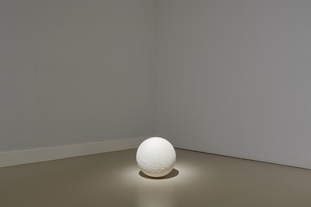 , 'A Planetary Order (Terrestrial Cloud Globe),' 2009, Parafin