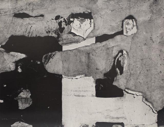 Aaron Siskind, 'Chicago 45', 1952, Bruce Silverstein Gallery