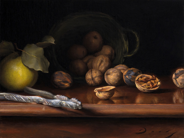 , 'Still Life with Walnuts and Quince,' , Louis K. Meisel Gallery