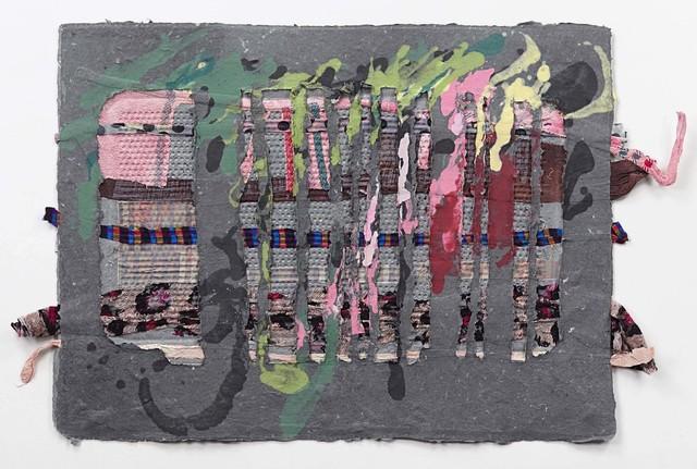 , 'Untitled, Dark Grey Grill,' 2015, Western Exhibitions