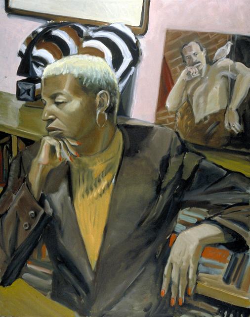 Audrey Anastasi, 'One People', 2007, Tabla Rasa Gallery