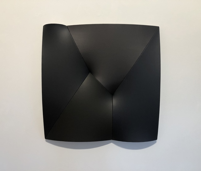, 'Broken Black Pointing In,' 2017, Sebastian Fath Contemporary