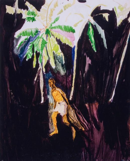 Peter Doig, 'The Fisherman', 2013, MSP Modern