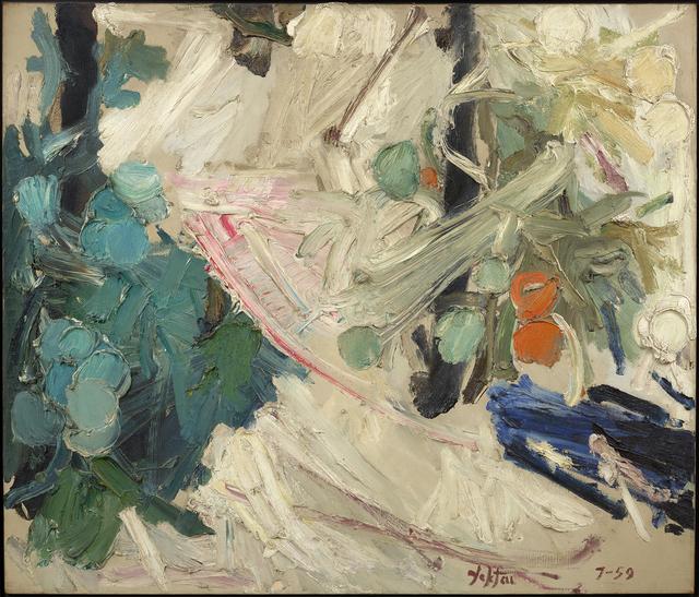 , 'Tomato Patch, Midsummer,' 1959, Spanierman Modern