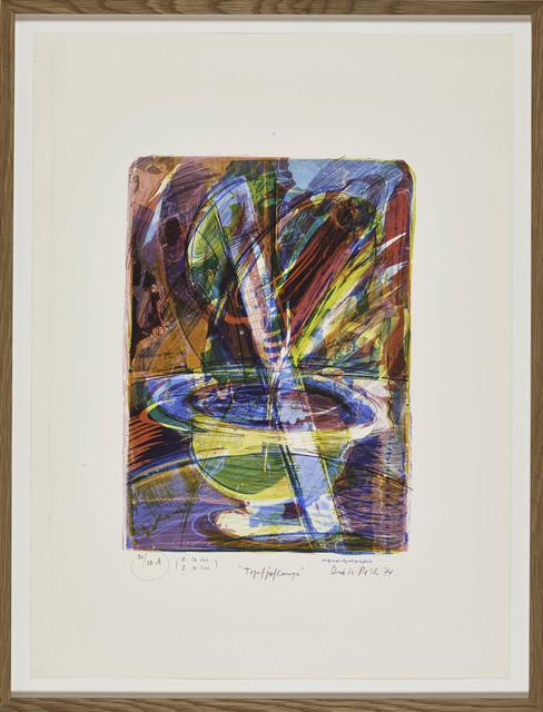 , 'Topfpflanze (A) (Pot Plant (A)),' 1974, BERG Contemporary