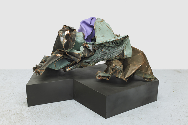 , 'Holy Worked,' 2019, Denny Dimin Gallery