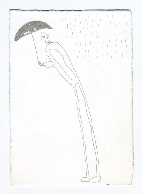 , 'μg, segments of rain,' 2019, UNION Gallery