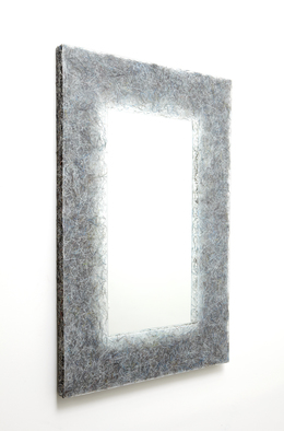 , 'Prototype 'Shredded' mirror 1,' 2014, Sebastian + Barquet