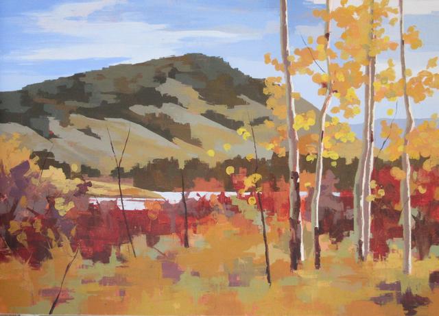 Hadley Rampton, 'Morning at Oxbo Bend, Grand Teton National Park', 2019, Phillips Gallery