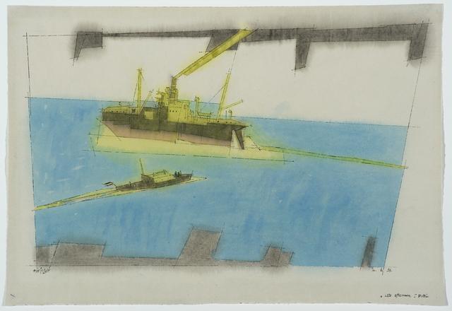 , 'Late Afternoon,' 1938, Galerie Schwarzer