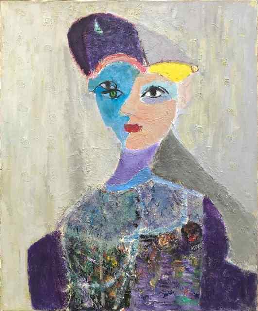 , 'Woman X,' 2000, Vanda Art Gallery