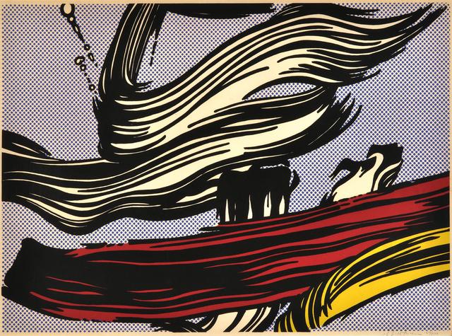 , 'Brushstrokes,' 1967, Denis Bloch Fine Art