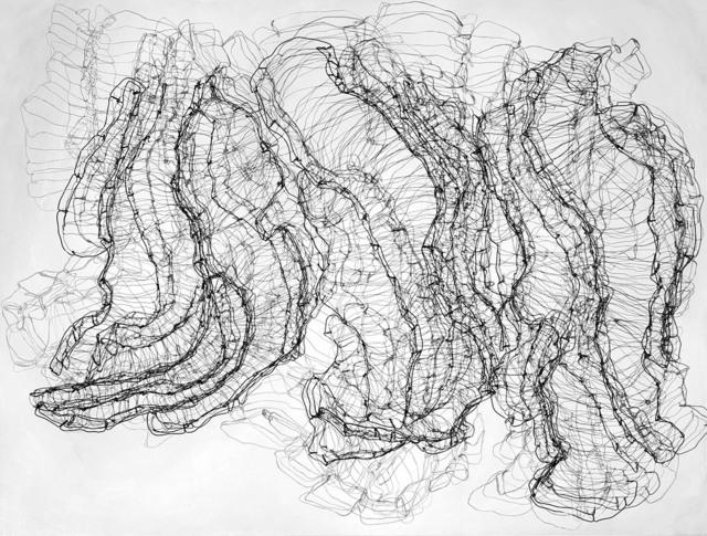 , 'Adrift,' 2016, Flinders Lane Gallery