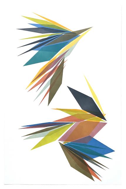 , 'Umbra: RV19,' 2018, Pele Prints