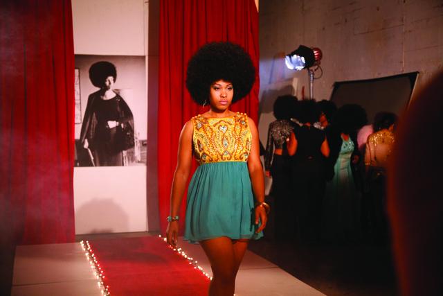 , 'Afro-Chic,' 2010, Guggenheim Museum